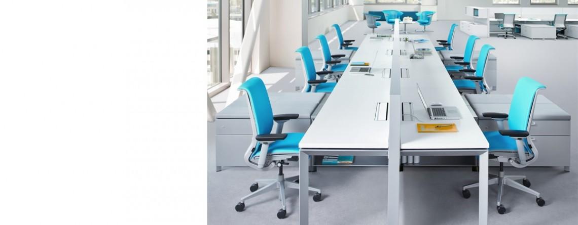 Desks, Benching & Case Goods